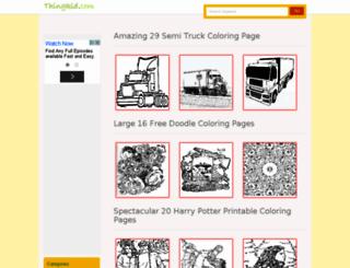 thingkid.com screenshot