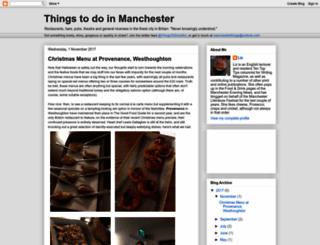 thingstodoinmanchester.blogspot.com screenshot
