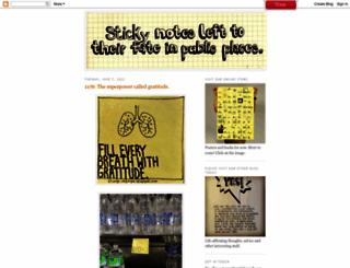 thingsweforget.blogspot.com screenshot