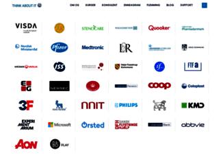 thinkaboutit.dk screenshot