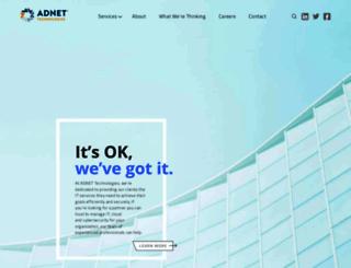 thinkadnet.com screenshot