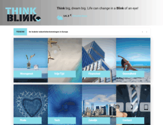 thinkblink.nl screenshot