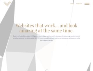 thinkdesignco.com.au screenshot