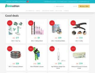 thinkedition.com screenshot