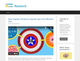 thinkingintermsof.scienceblog.com screenshot