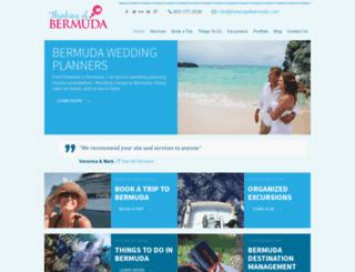 thinkingofbermuda.com screenshot