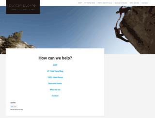thinkipstrategy.com screenshot