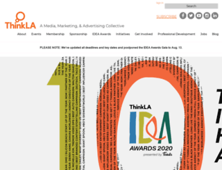 thinkla.site-ym.com screenshot