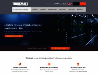 thinkmate.com screenshot