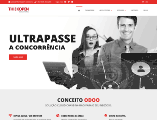 thinkopen.solutions screenshot