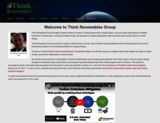 thinkrenewables.com screenshot