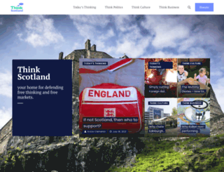 thinkscotland.org screenshot