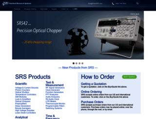 thinksrs.com screenshot