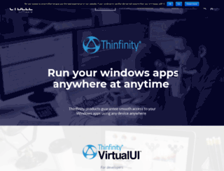 thinvnc.com screenshot