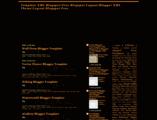 third-blogtemplates.blogspot.com screenshot