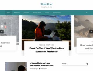 third-door.com screenshot