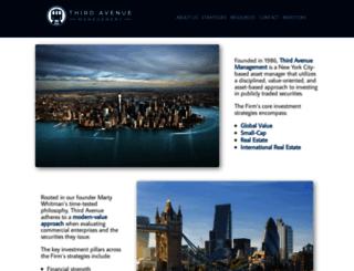 thirdave.com screenshot