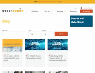 thirdcertainty.com screenshot