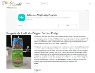 thirstydudes.com screenshot