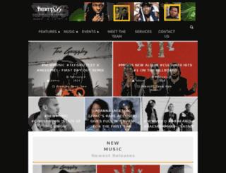 thirty86.com screenshot