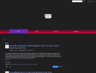 thisis50.ning.com screenshot