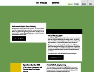 thisisdairyfarming.com screenshot