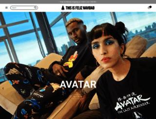 thisisfeliznavidad.com screenshot