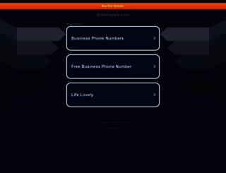 thisislovely.com screenshot