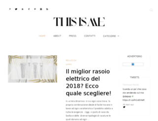 thisismefashionblog.com screenshot