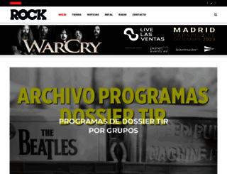 thisisrock.net screenshot
