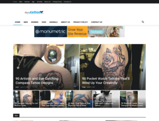 thisistattoo.com screenshot