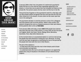 thisman.org screenshot
