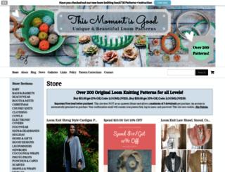thismomentisgood.com screenshot