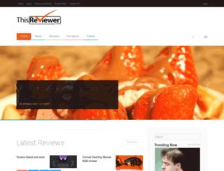 thisreviewer.com screenshot