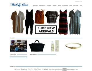 thistleclover.com screenshot