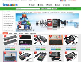 thitruong360.vn screenshot
