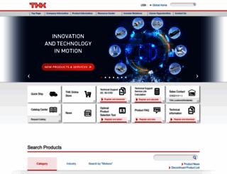 thk.com screenshot