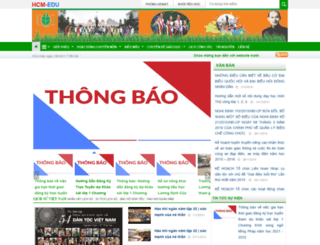 thluongdinhcua.hcm.edu.vn screenshot
