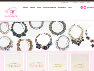 thoitrangella.com screenshot