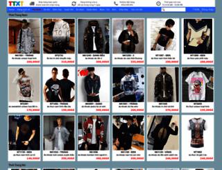 thoitrangxitin.com screenshot