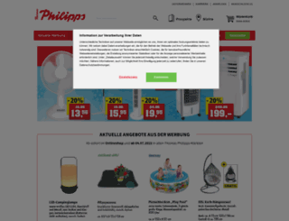 thomas-philipps.de screenshot