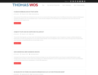 thomas-wos.info screenshot
