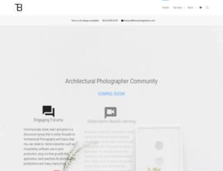 thomasbrigantino.com screenshot