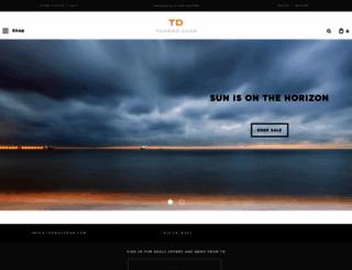 thomasdeanco.com screenshot