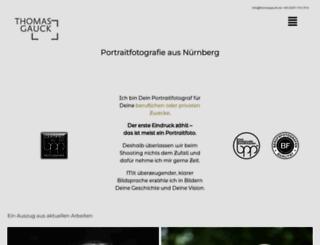 thomasgauck.de screenshot