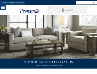 thomasvilleoutdoor.com screenshot