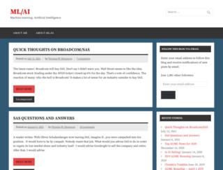 thomaswdinsmore.com screenshot
