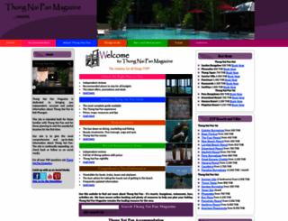 thongnaipan-magazine.com screenshot