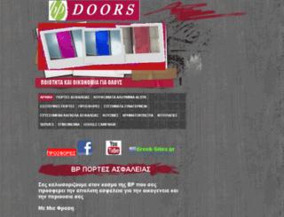 thorakismenesportes.com screenshot