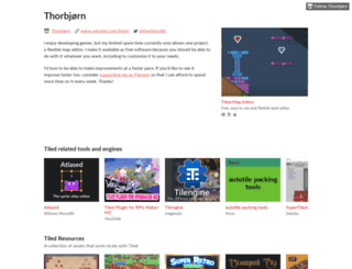 thorbjorn.itch.io screenshot